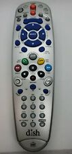 Dish Satellite TV Remote 6.4 IR/UHF Pro Silver Model 199631