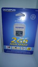 New 2GB XD Picture Card Type M M+ for Olympus and Fuji M-XD2GMP retail package