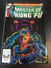 Master Of Kung Fu#113 Awesome Condition 7.0(1982) Gene Day Art!!