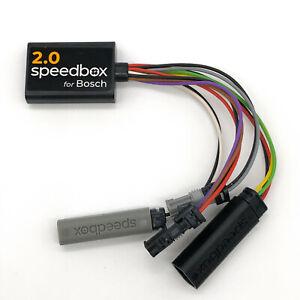 Bosch SpeedBox 2.0 Tuning Chip to Derestrict for all 2014-2018 2Gen 3Gen motors
