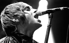 FANTASTIC LIAM GALLAGHER OASIS CANVAS #15 QUALITY CANVAS PICTURE A1 A3 FREE P&P