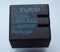 2 X Rele Siemens Tyco Relais v23084-c2001-a303 gm5 BMW X3 E46 ECU V23084C2001