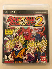 Dragon Ball Raging Blast 2 [ Sony Playstation 3 ] PS3 ,Complete w/Case & Manual