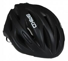 Bike Helmet Race-Mtb briko Shire Matte Black Matt Black Bike Helmet L