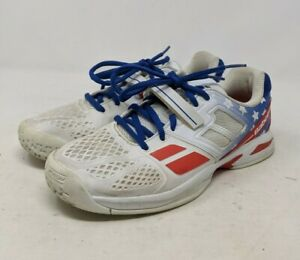 Babolat Propulse All Court JR Junior Size 5.5 Volleyball Shoes USA 4TH July
