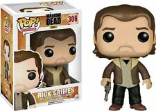 Funko The Walking Dead - Rick Grimes S5 Pop Vinyl Figure