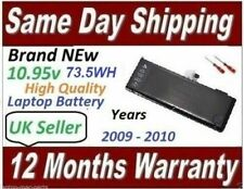 """New Laptop Battery For Apple A1321 A1286  Mid 2009 2010 Version MacBook Pro 15"""""""