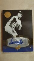 2004 TOMMY JOHN Auto SP #99  GOLD 1/5 UD Timeless Teams  Very Short Print  !