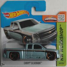 Hot Wheels - Chevy Silverado Pickup hellblaumet. Neu/OVP