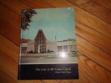 Our Lady of Mount Carmel Church Melrose Park Illinois Catholic Chicago Area