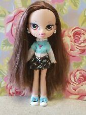 "Bratz Kidz Arts & Crafts School Bus Lilani Doll With original clothes 7"""