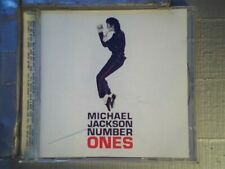 """Number Ones [CD] Jackson, Michael"""