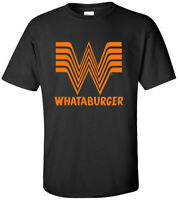WHATABURGER tour logo 2020  USA Men's T-Shirt S- 5XL black