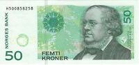 Norway, 2015 50 Kroner P46d  ((Unc))