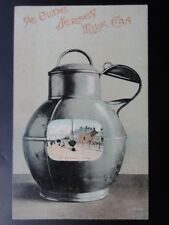 Jersey: Ye Olde Jersey Milk Can showing the Esplanade - Old Postcard by PITT 103
