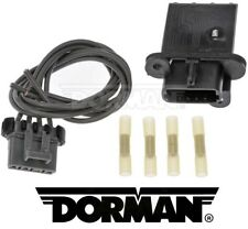 For Toyota Tacoma HVAC Blower Motor Resistor with Wiring Harness Dorman 973-582