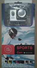 HD 720P Sports cam Car-Bike Helmet Action Cam-Sports DV 30M Waterproof Camera