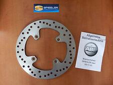 XRV 650 Africa Twin RD03 SPIEGLER Bremsscheibe hinten ABE EDELSTAHL break disc