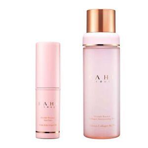Kahi Wrinkle Bounce Collagen Multi Balm Stick 9g+Mist Ampoule 100ml Skin Care