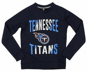 Outerstuff NFL Youth/Kids Tennessee Titans Performance Fleece Sweatshirt