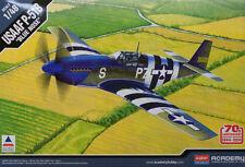 Academy Model kit 1/48 North-American P-51B 70th Anniversary Normandy Invasion