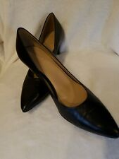 Naturalizer Womens Beverly CLASSIC BLACK Pumps Size 10M  (1182655)