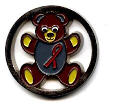 Rare Charity Bear Trolley Token Key Ring Coin Dog Collar Locker Golf Supermarket