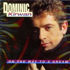 DOMINIC KIRWAN - ON THE WAY TO A DREAM (NEW SEALED CD)