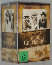 High Chaparral Complete Series - Seasons 1,2,3,4 - 26 DVD Box Set - NEW SEALED
