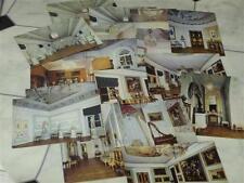 Pavlovsk Palace Museum Leningrad Interior Decoration set of 16 real photos