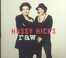 CD Hussy Hicks - Raw