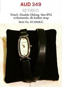 GENUINE PANDORA Double Oblong WATCH,812068LG