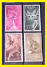 SPANISH COLONIES SAHARA 1960 STAMP DAY LEOPARD FOX EAGLE FAUNA - FINE MNH