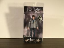Twilight Edward Cullen Action Figure -New In Package - NECA - 'Ming' Misspelling