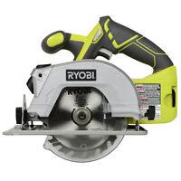"New Ryobi P506 18V ONE+ 5-1/2"" Cordless Circular Saw uses P105 P107 P108 P109"