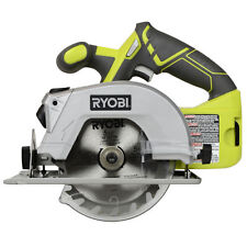 "Ryobi P506 18V ONE+ 5-1/2"" Cordless Circular Saw uses P107 P108 P109 Tool Only"
