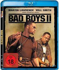 BAD BOYS II (Martin Lawrence, Will Smith) Blu-ray Disc NEU+OVP