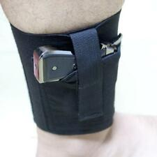 Hot Concealed Carry Ankle Pistol Holster Right Left Elastic Wrap Ankle Holster
