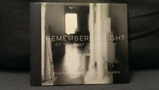 SIGNED! Sally Mann Remembered Light (Cy Twombly in Lexington) HARDCOVER 1ST/1ST