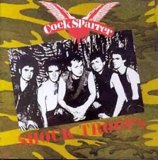 Cock Sparrer - Shock Troops [CD]