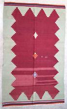 Kilim tapis ancien antique rug Anatolie Turc Oriental 1950