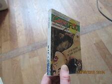 PETIT FORMAT BD SUPER FLIC reliure 1 4 + 6 edilau 1980