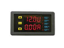 [NEW]VAM-9020 Dual Display Digital Voltmeter Voltage Meter DC Power Ammeter Cap