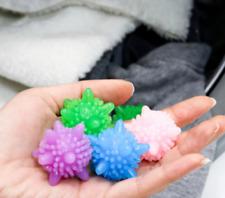 10pcs Eco Friendly Washing Machine Tumble Dryer Clothes Laundry Softener Balls