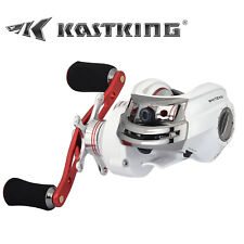 KastKing WhiteMax Baitcasting Reels Fishing Reels 12Bbs Freshwater Reel - Right
