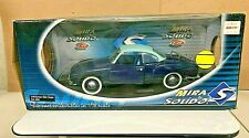 Mira Solido VW  Karman Ghia Coupe 1957 RARE!  Blue 1:18  Diecast Model Car  3163