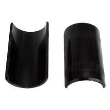 NEW Bike Bicycle Handle Bar Shim 22.2 mm to 25.4 mm Black