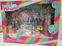 Party Pop Teenies Party Time Surprise Set Blind Box 25+ Piece Playset Series 1