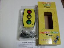 Stoplight Golight Timer - Sleep Trainer, Kid Timer, Toddler Timer, Night Light