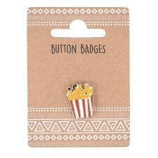 Pin/Button Badge ~ FRENCH FRIES/CHIPS